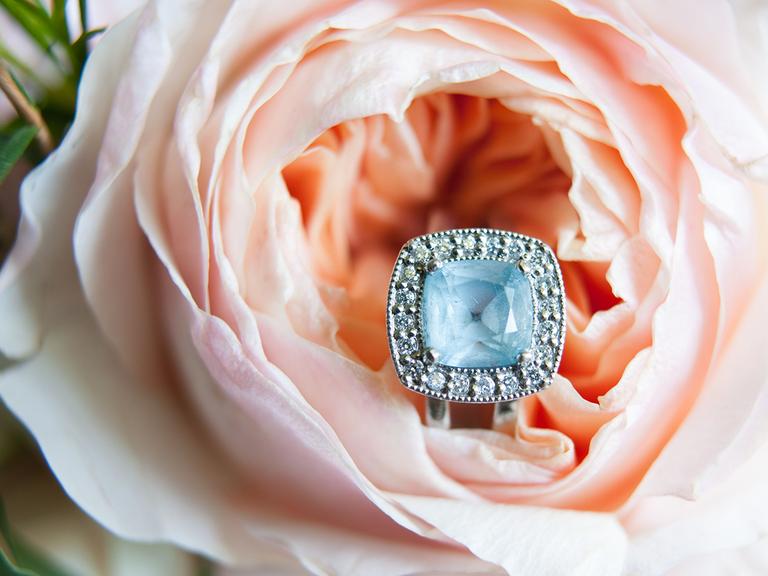 36 Engagement Rings by Birthstone Birthstone