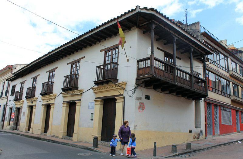 Casa del Virrey Juán Sámano • Estado actual • 03/03/2016