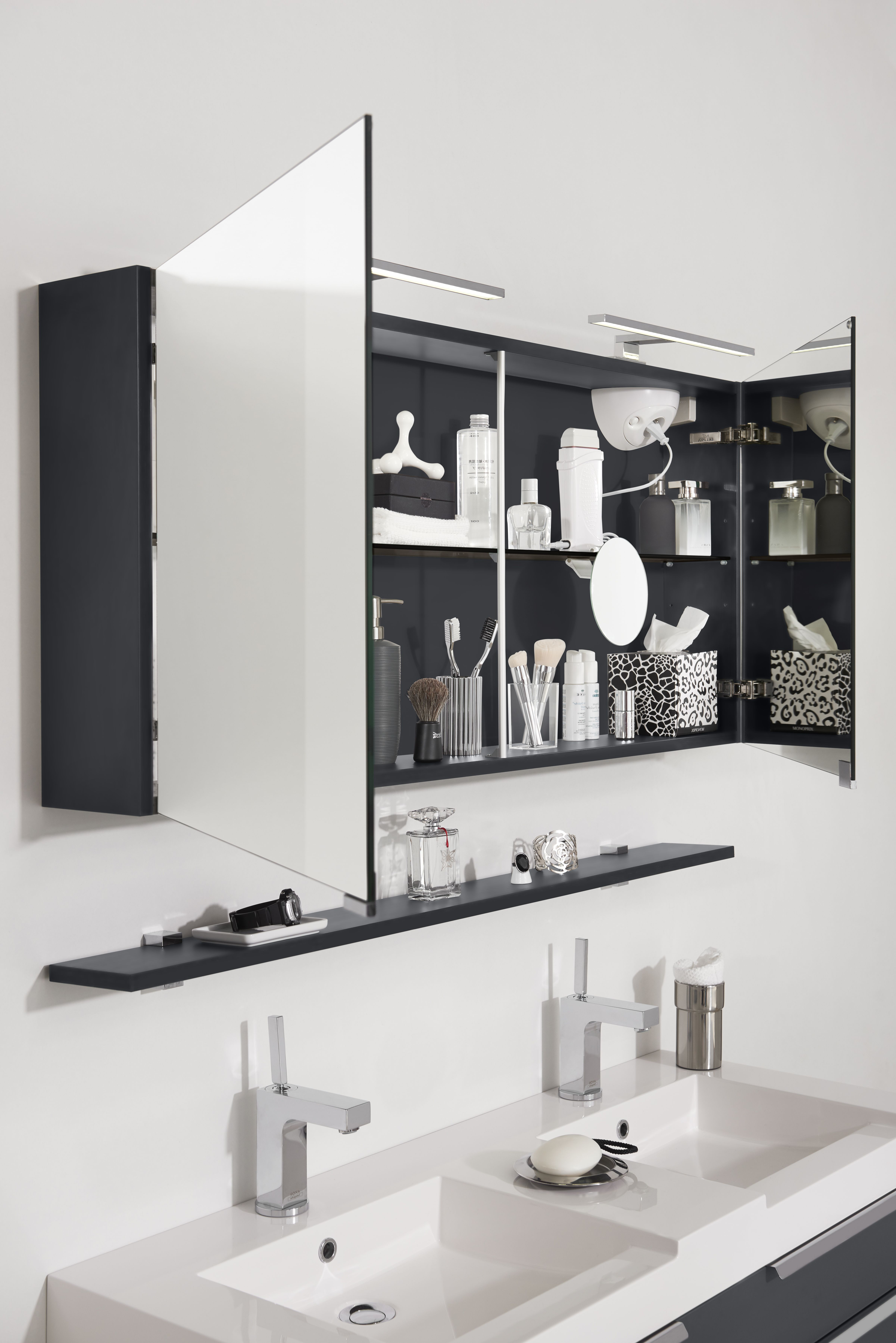 Epingle Sur Miroir Sdb