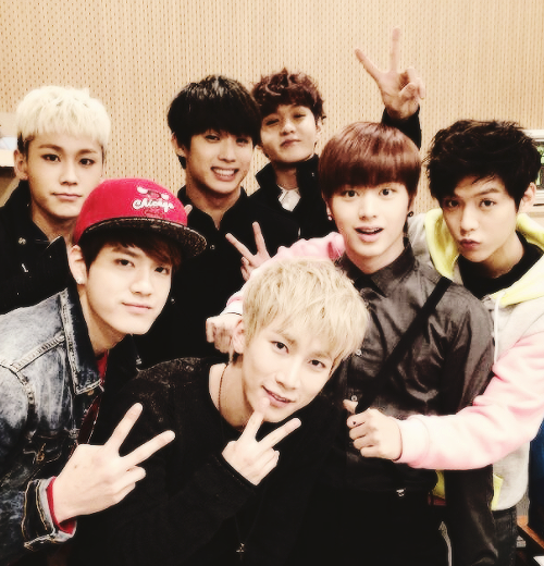 Btob I Know They Sing In Different Language But Their Awesome