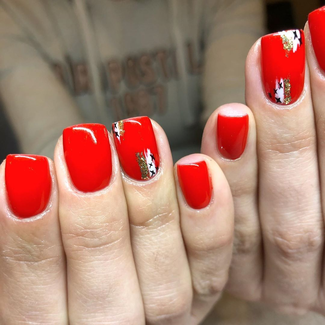 Presto Gel 39 Marcato Is The Best Summer Red It S Such A