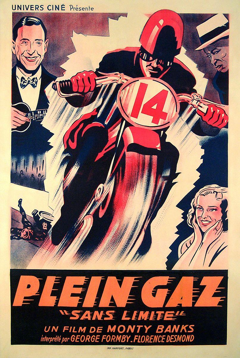 No Limit (1935) (Monty Banks)