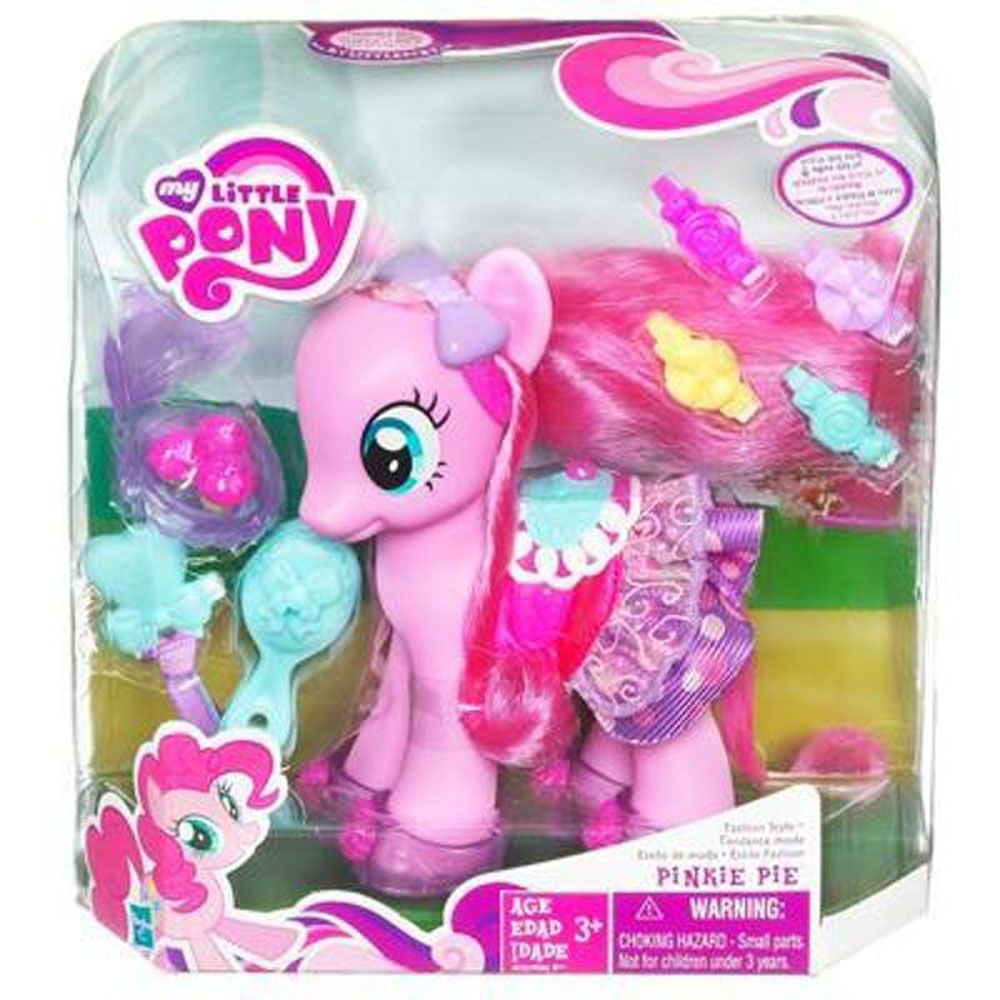My Little Pony Toys Fashion Style Princess Pinkie Pie At