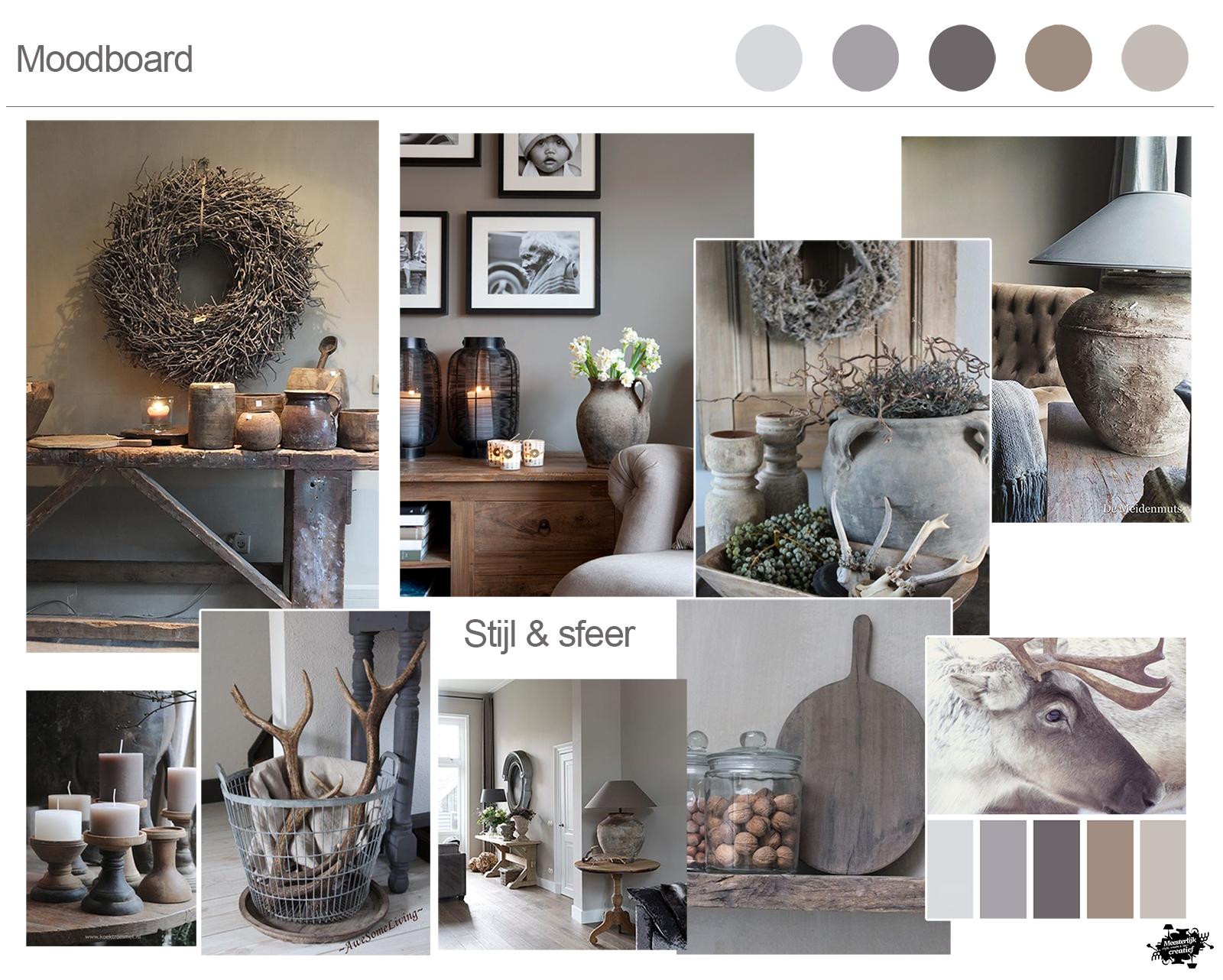 woonkamer landelijk grijs  Google zoeken  woonkamer