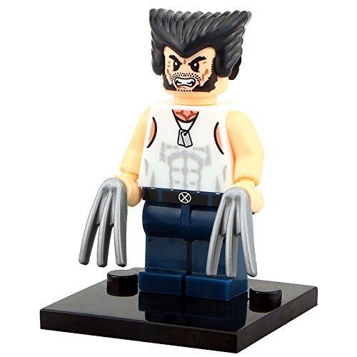 X-men Wolverine #1 Custom minifigura Novo Na Embalagem vendedor dos EUA