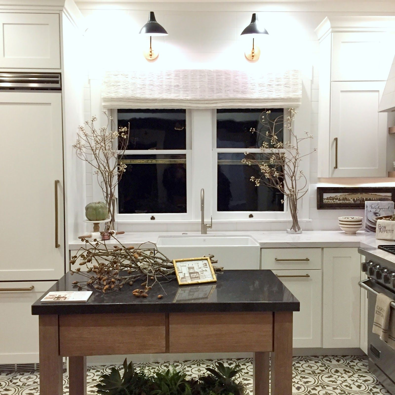 1880s bungalow remodeled kitchen from the napa valley designer showhouse kitchen design network