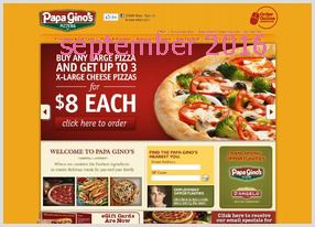 picture relating to Papa Gino's Printable Coupons identify Free of charge Printable Coupon codes: Papa Ginos Discount coupons very hot discount coupons