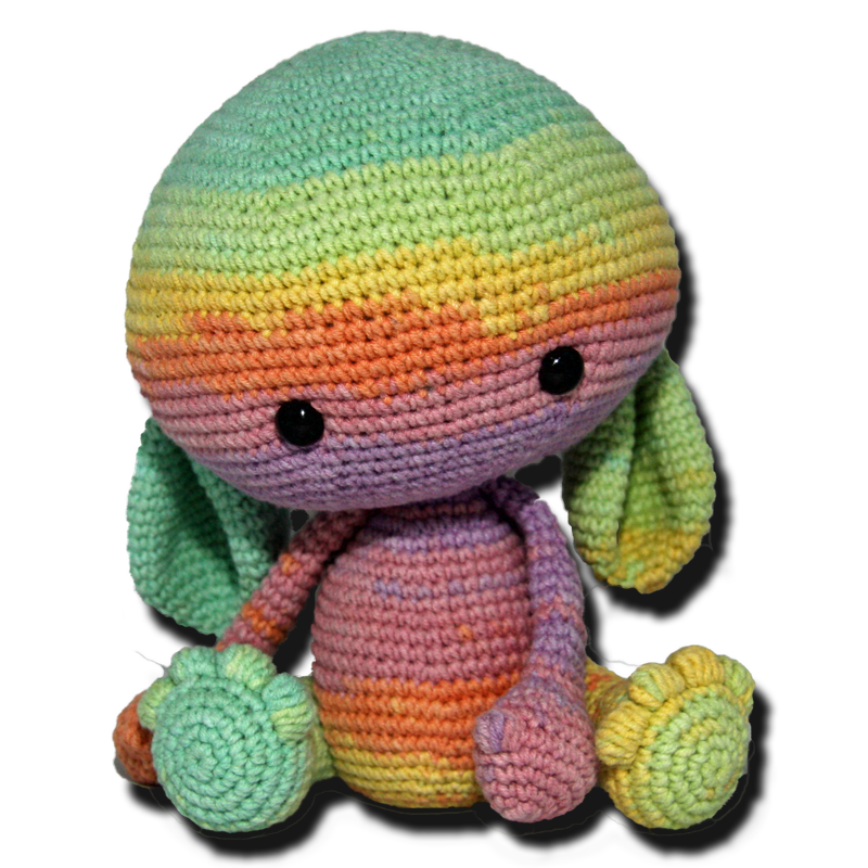Free Amigurumi Doll Pattern Monster Doll Crochetknit Pinterest