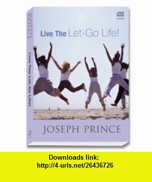 Live the let go life cd album by joseph prince joseph prince cd album by joseph prince joseph prince fandeluxe Choice Image