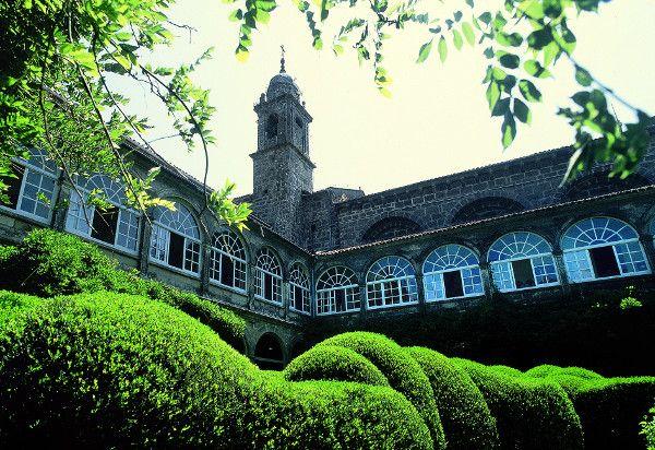 Pazo San Lorenzo de Trasouto. Santiago de Compostela. A Coruña. Spain