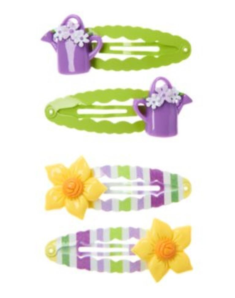 Clothing, Shoes & Accessories Girls' Accessories Gymboree Girl Hair Clips