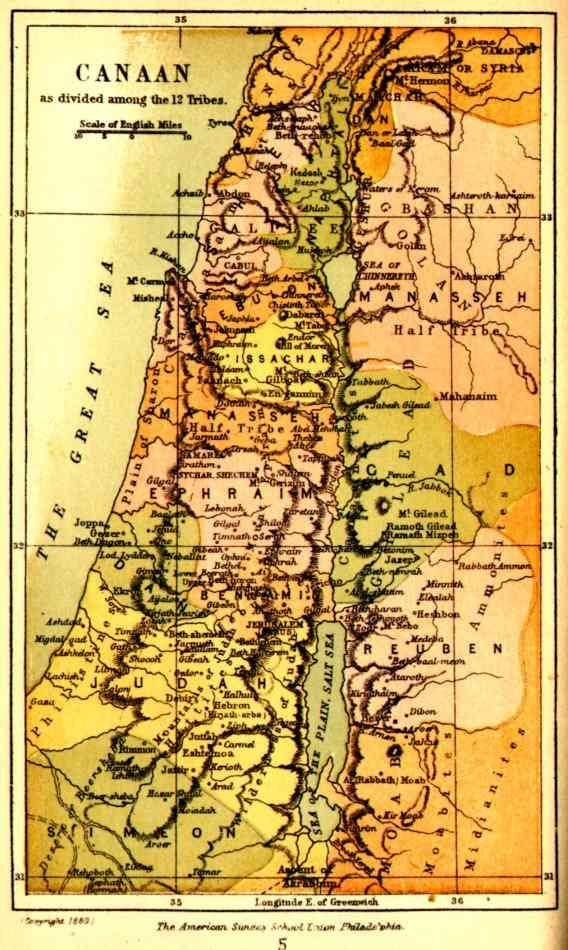 Ancient map of canaan would be cool for canaans room canaan ancient map of canaan would be cool for canaans room sciox Choice Image