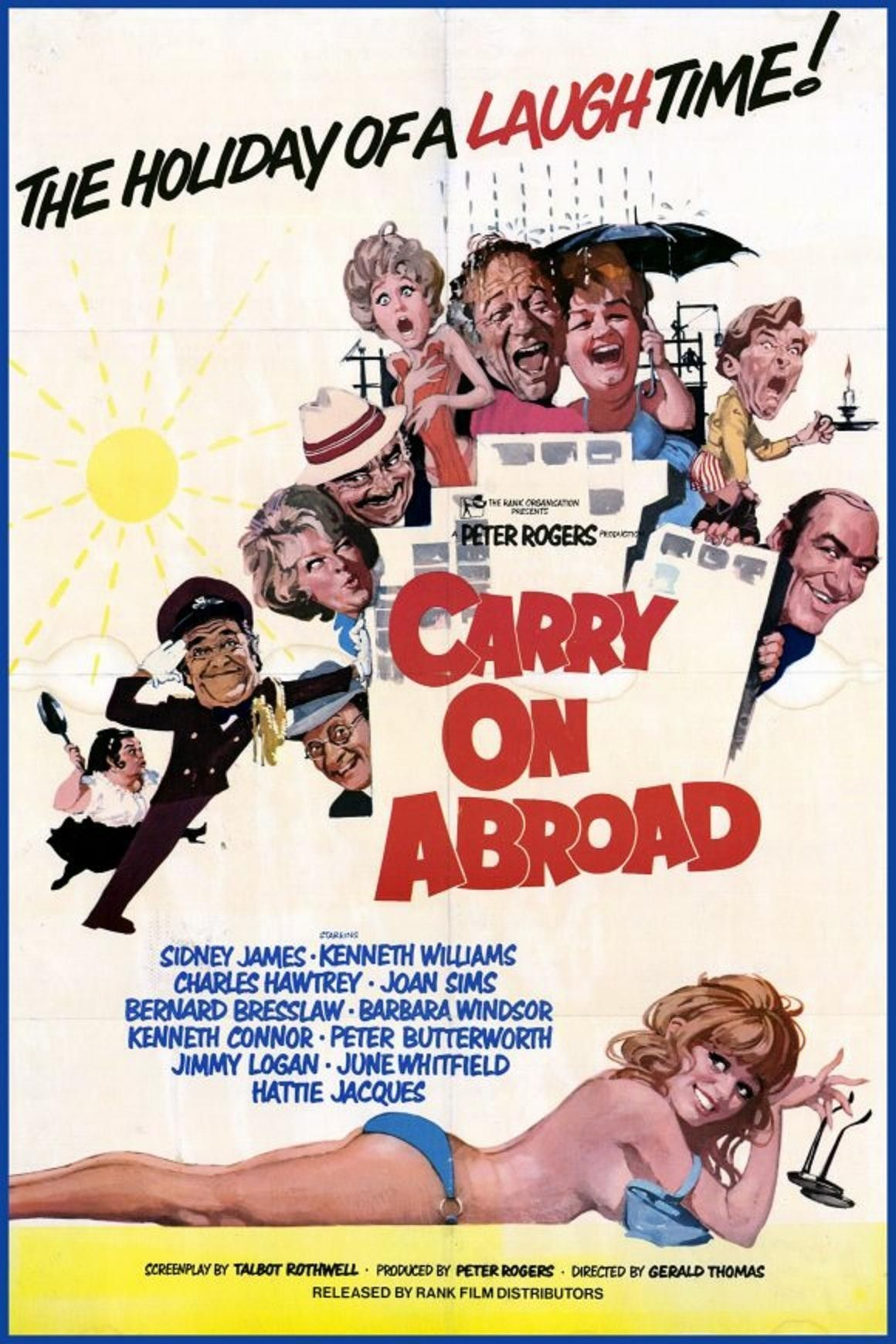 Carry On Abroad.
