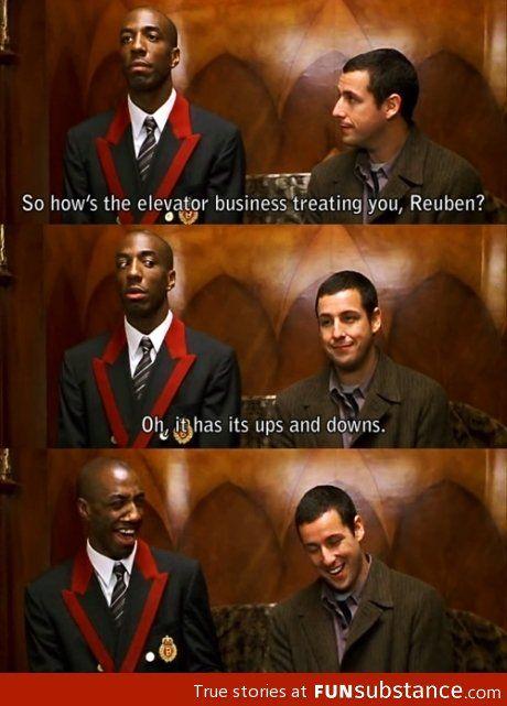 Mr Deeds Meme : deeds, Funny