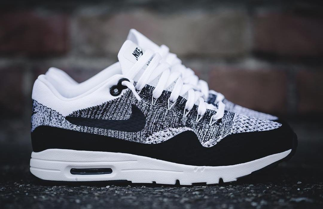 Nike Air Max 1 Ultra Flyknit #streetstyle #sneakers #sneakernews