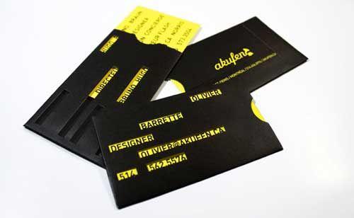 30 Creative Graphic Designer Business Cards