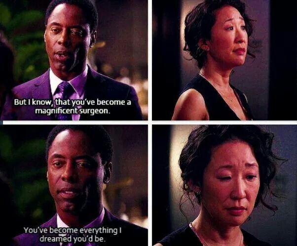 Grey\'s Anatomy - Cristina and Burke | Grey\'s | Pinterest | Series ...