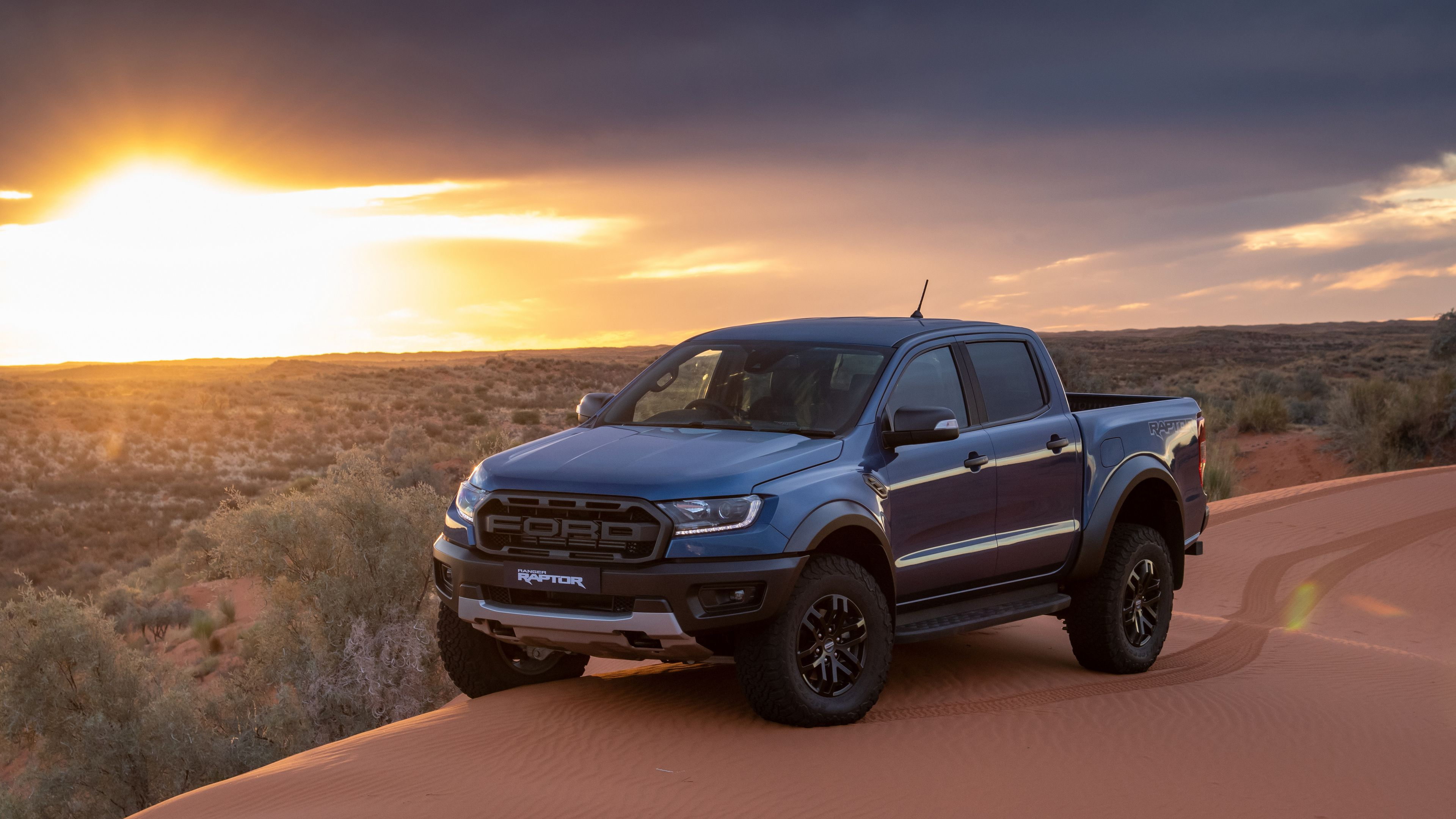 Ford Ranger Raptor 2019 4k Truck Wallpapers Hd Wallpapers Ford