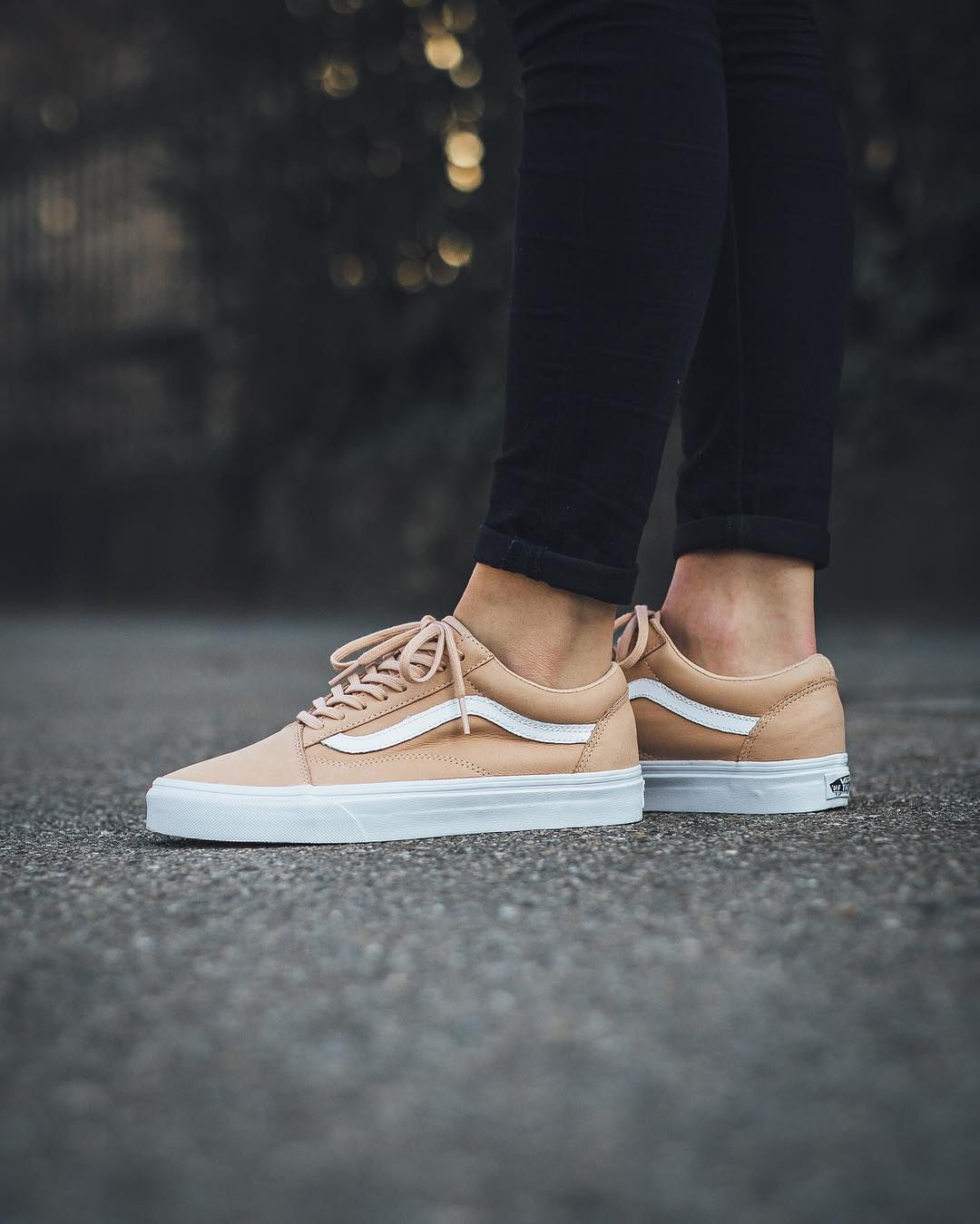 vans old skool toasted almond