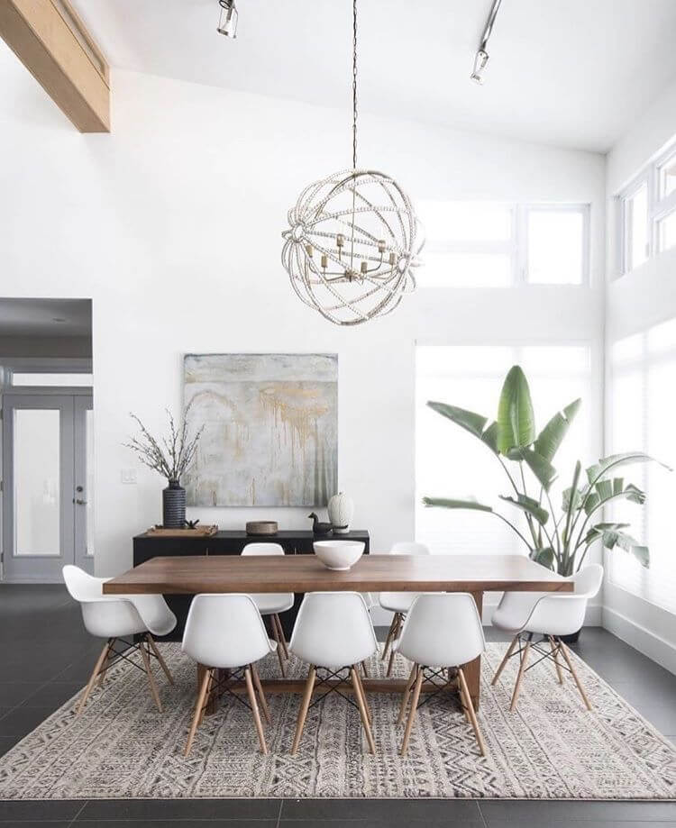 23 Awesome Dining Room Ideas To Make Each And Every Meal Enjoyable 15 Get All Ideas About Home Minimalist Dining Room Dining Room Design Dining Room Decor