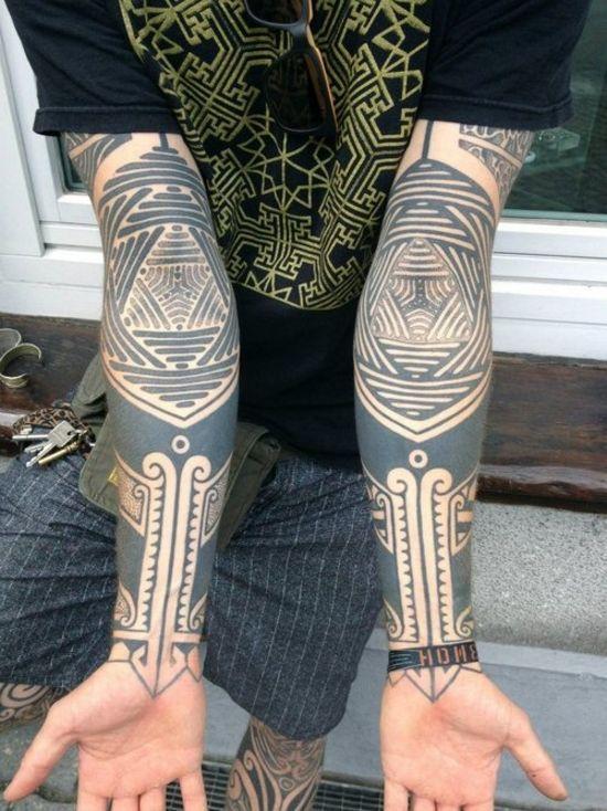 cyberpunk tattoos