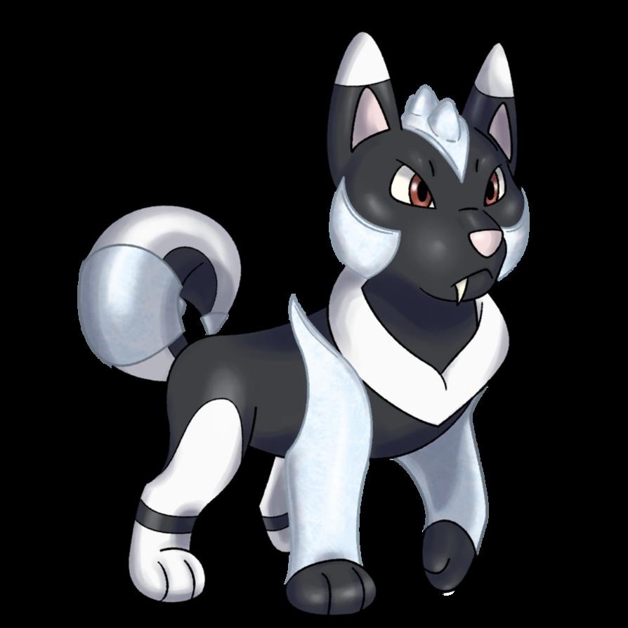 dark dog pokemon