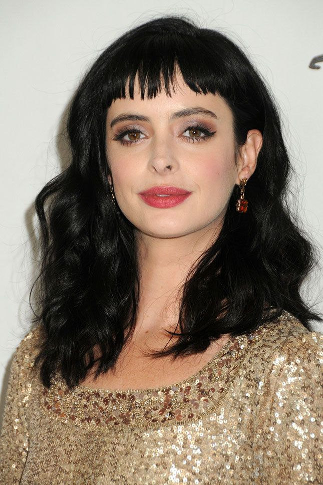 7 Celebs Who Can Actually Pull Off Baby Bangs Hairstyles With Bangs Very Short Bangs Hair Styles