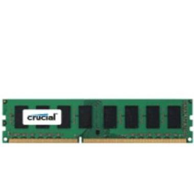Crucial 8GB DDR3 1333 MT/s CL9 Udimm 240pin - Memoria - CT102464BA1339