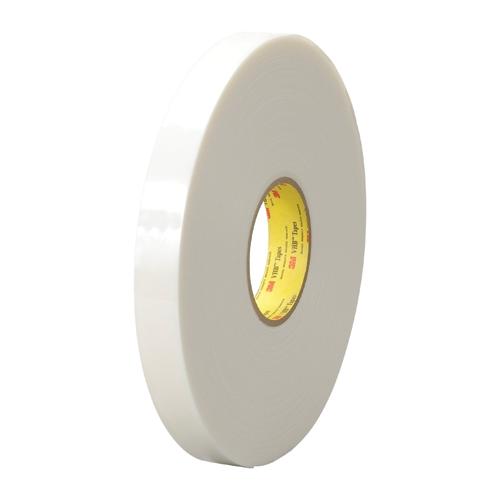 3m 4622 Vhb Tape White 1 X 5 Yard Roll 45 Mil Vhb Tape Tape Double Sided Adhesive