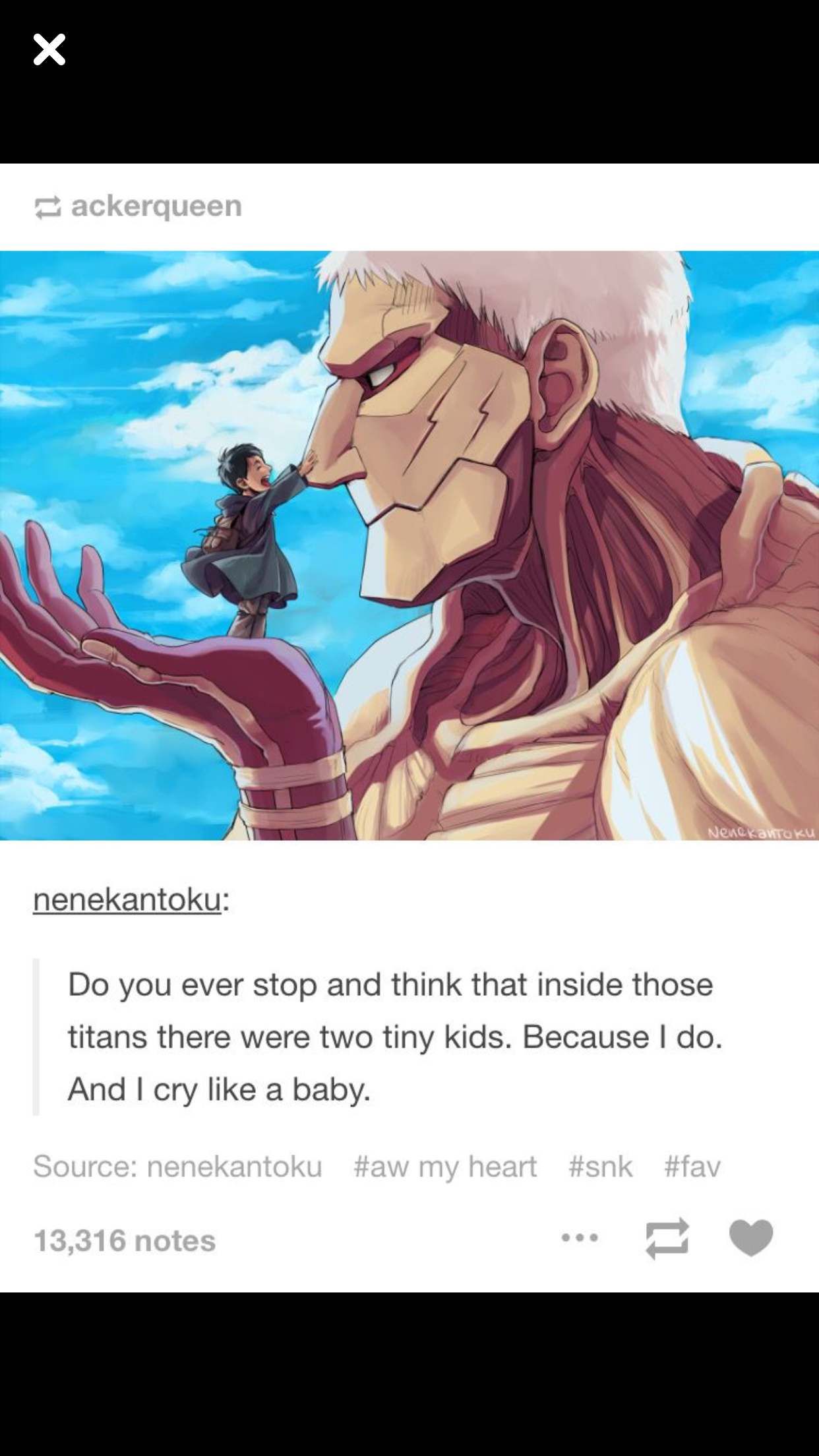 Pin By Ava On Attack On Titan Attack On Titan Cry Like A Baby Cory In The House