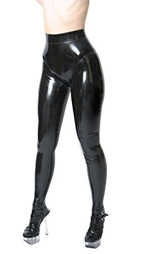 9e53a460ecb9d7 AvaCostume Womens Latex Pants Leggings with Inner Condom, S, Black - Buy  Online in KSA. products in Saudi Arabia. See Prices, Reviews and Free  Delivery in ...