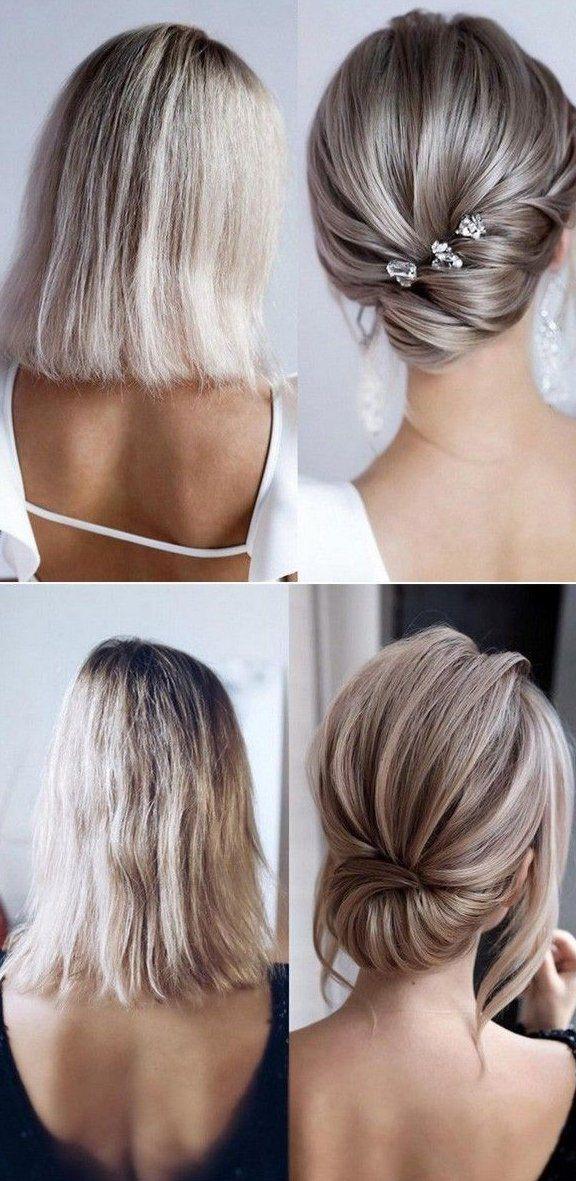 Medium Length Wedding Hairstyles For Brides - Brides Hairstyles Length