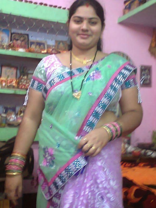 House Wife  Indian Beauty Saree, Beautiful Saree-7614