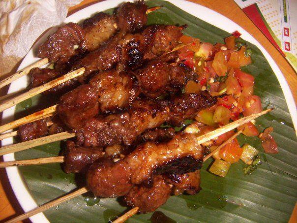 Resep Sate Maranggi Purwakarta Resep Resep Masakan Resep Resep Makanan Asia