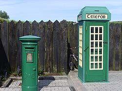 Irish Phone Boxes-Landmarks - World Cultures European | For