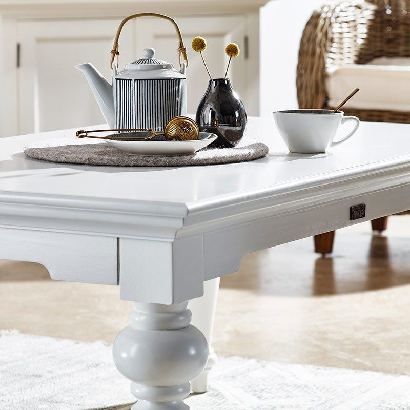 Provence Mahogany Coffee Table (Square/Rectangular ...