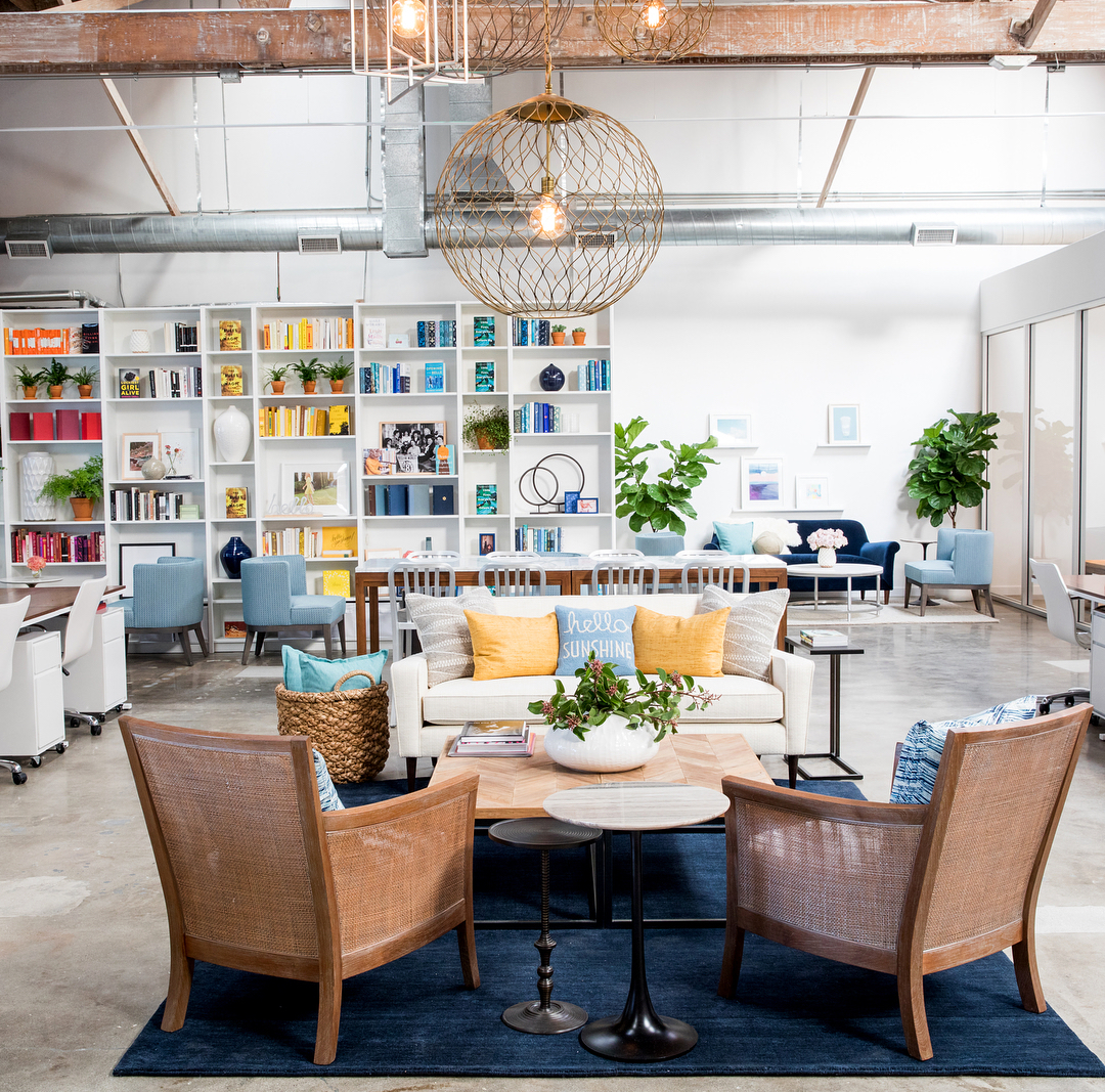 Inspirational office spaces Award Winning Dreamy Inspirational Office Space Pinterest Dreamy Inspirational Office Space 2018 Cultivate My Best Year