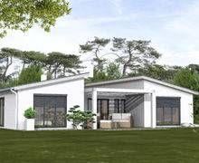 bungalow 145 haust s pinterest. Black Bedroom Furniture Sets. Home Design Ideas
