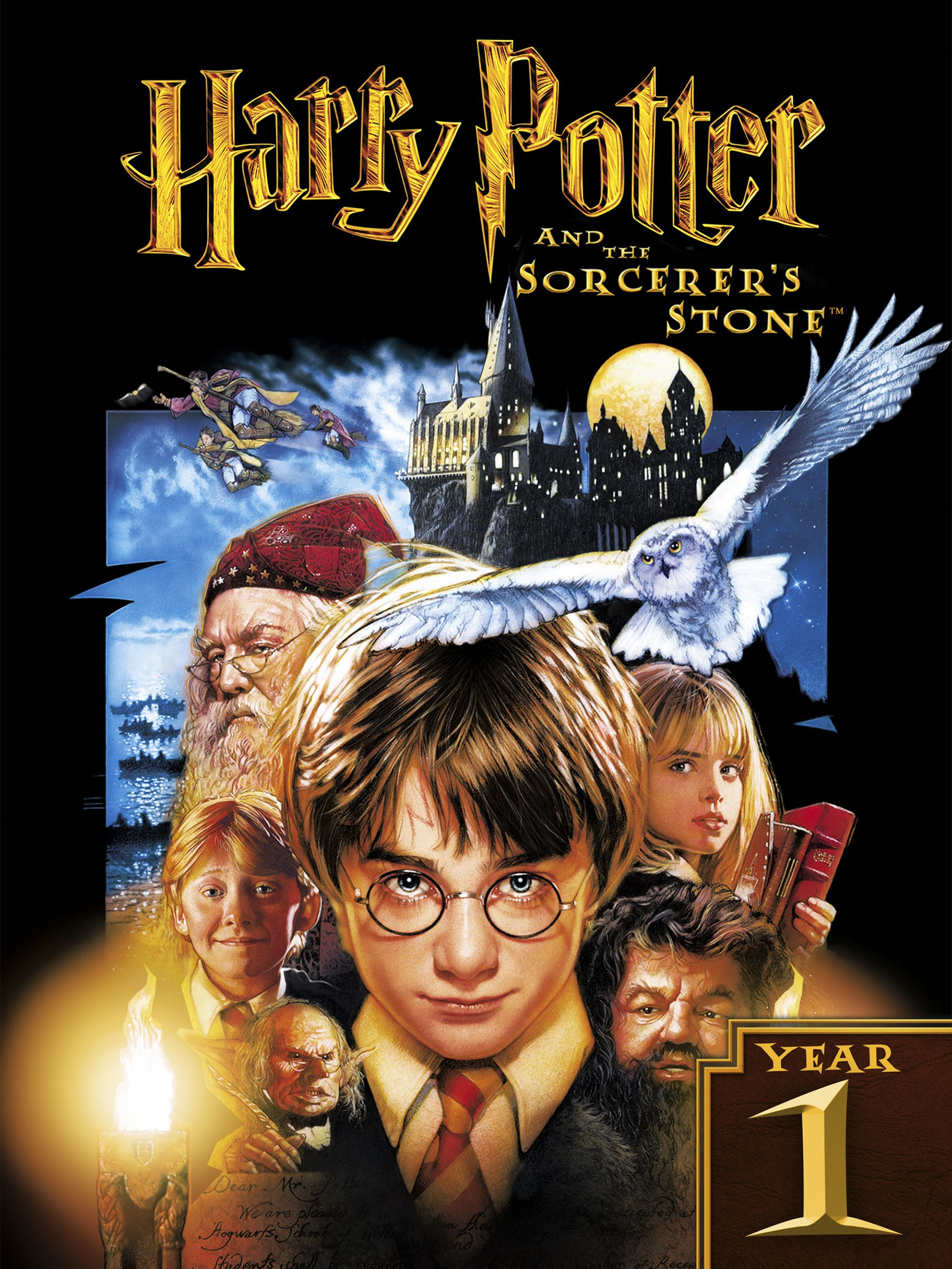 Watch Harry Potter and the Sorcerer's Stone online - Prime Video