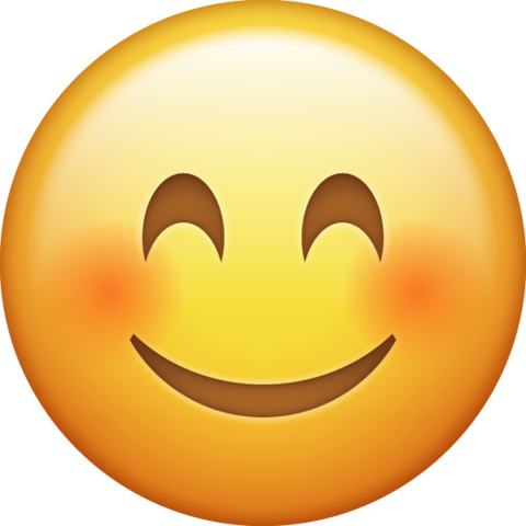 Blushed Smiling Emoji Free Download Ios Emojis Emoji Images Cute Emoji Wallpaper Emoji Wallpaper