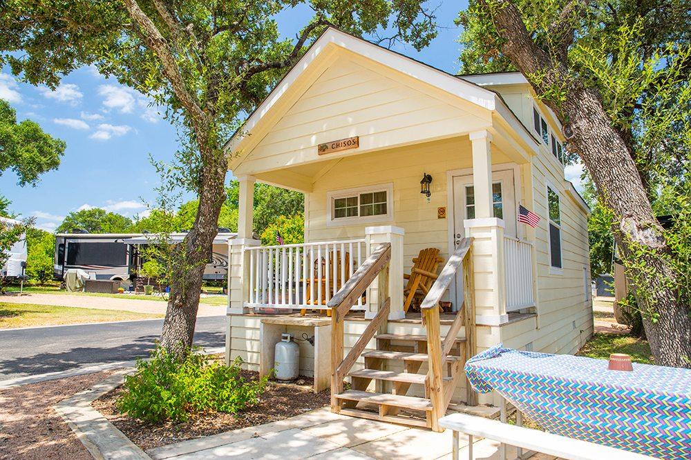 La Hacienda RV Resort, in Austin TX, offers camping and ...