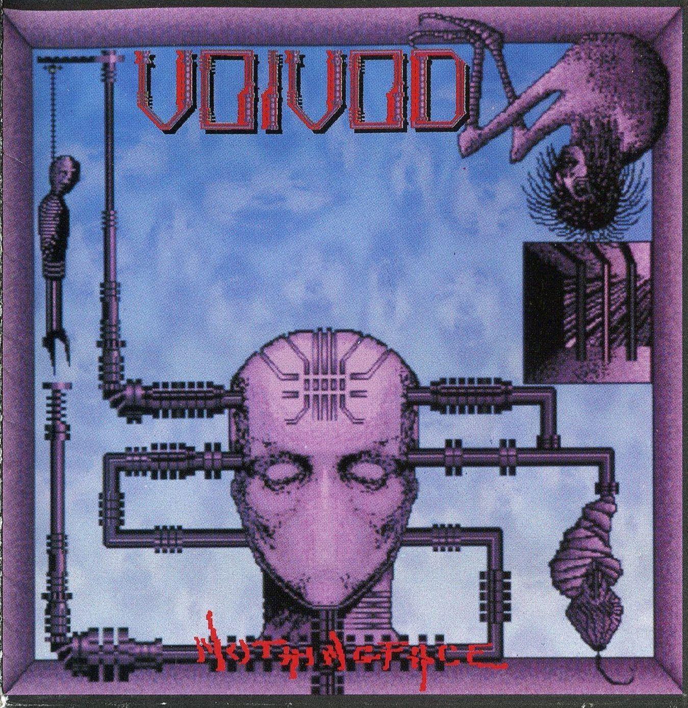 Voivod - Nothingface (1989) [Full Album, HQ, Artwork, Lyrics]
