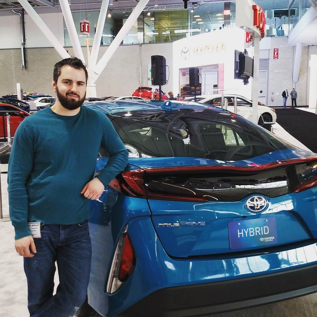 The Toyota Prius Prime Is Equipped With Safety Sense And Has A