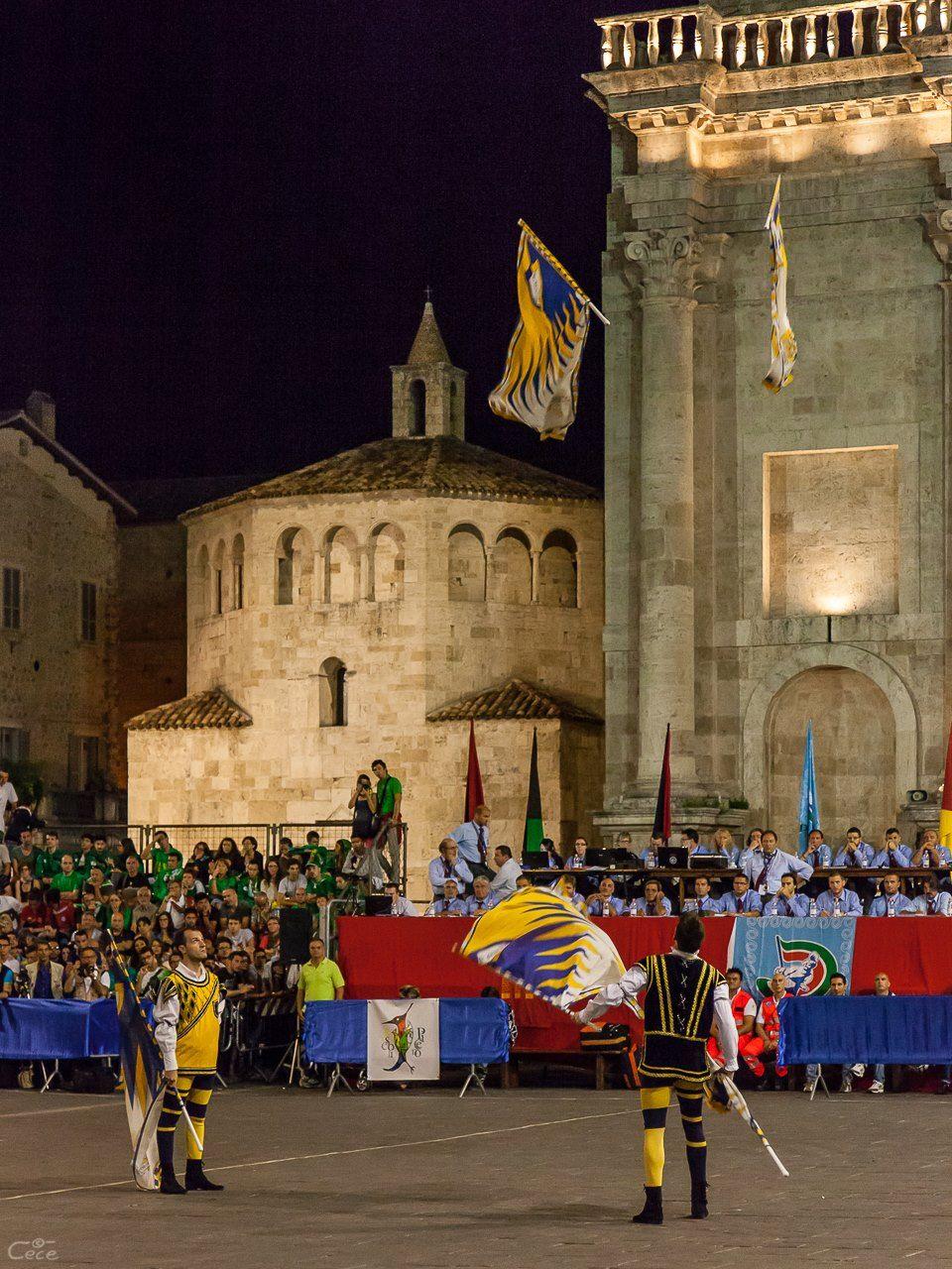 131 Tenzone Aurea 2013 Xxxiii Campionato Nazionale Sbandieratori
