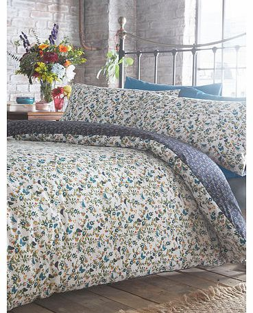 Bhs Chestnut Ditsy Printed Bedding Set, multi Set on a fresh white ... : bhs quilted bedspreads - Adamdwight.com