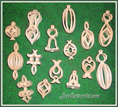 Scroll Saw 3d Christmas Ornament Patterns Woodworking Projects Plans Scroll Saw Patterns Free Christmas Ornament Pattern Woodworking Patterns