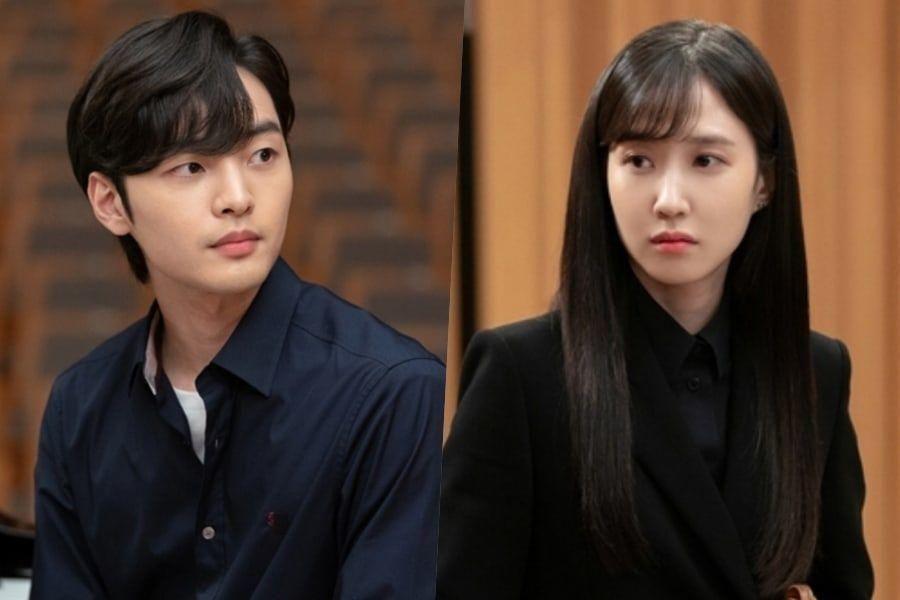 "Kim Min Jae's And Park Eun Bin's Opposite Worlds Collide In ""Do You Like Brahms?"""