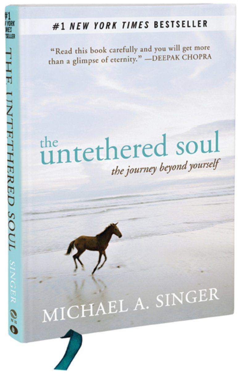 The Untethered Soul Gift Edition: The Journey Beyond Yourself by Michael A. Singer -- Read the 'New York Times' bestseller everyone is talking about. This beautiful hardcover gift edition with satin ribbon bookmark features a new preface by author and spiritual teacher Michael A. Singer. This special deluxe edition makes the perfect gift for any occasion.