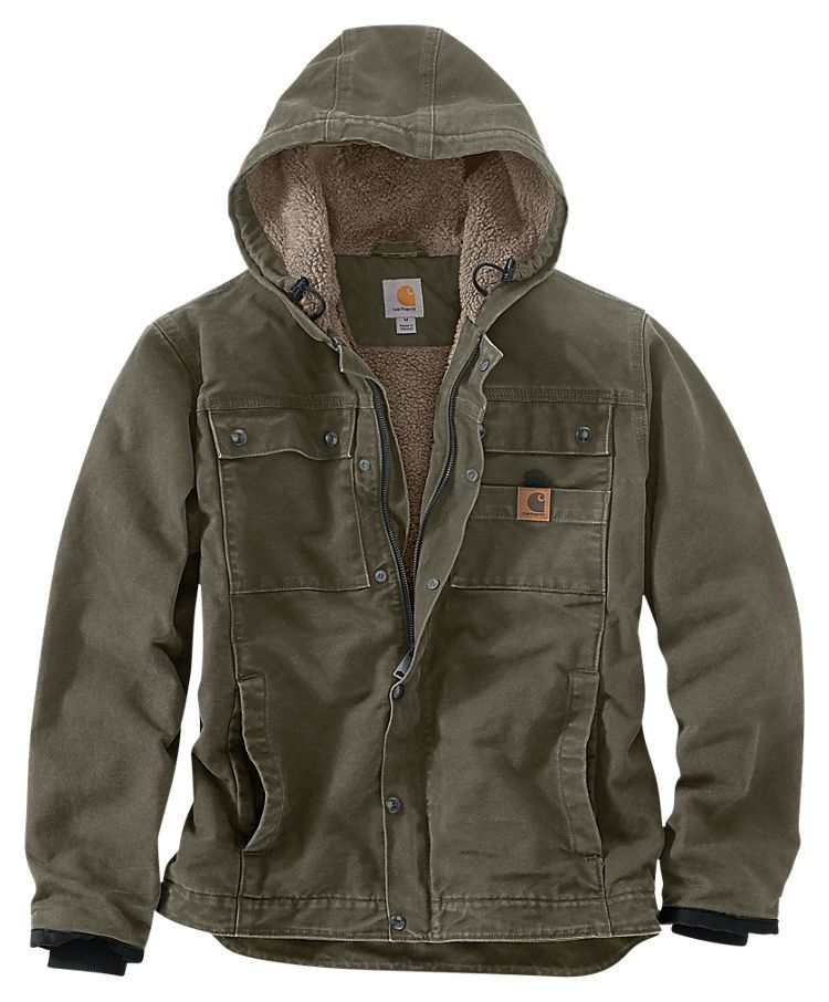 Carhartt Bartlett Jacket for Men  1273ead58