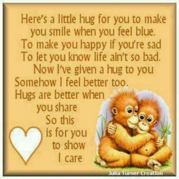 """hugs pictures and quotes Hugs """"Quotes"""" and Sayings"""